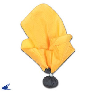 Champro Weighted referee penalty flag AF10/11/12